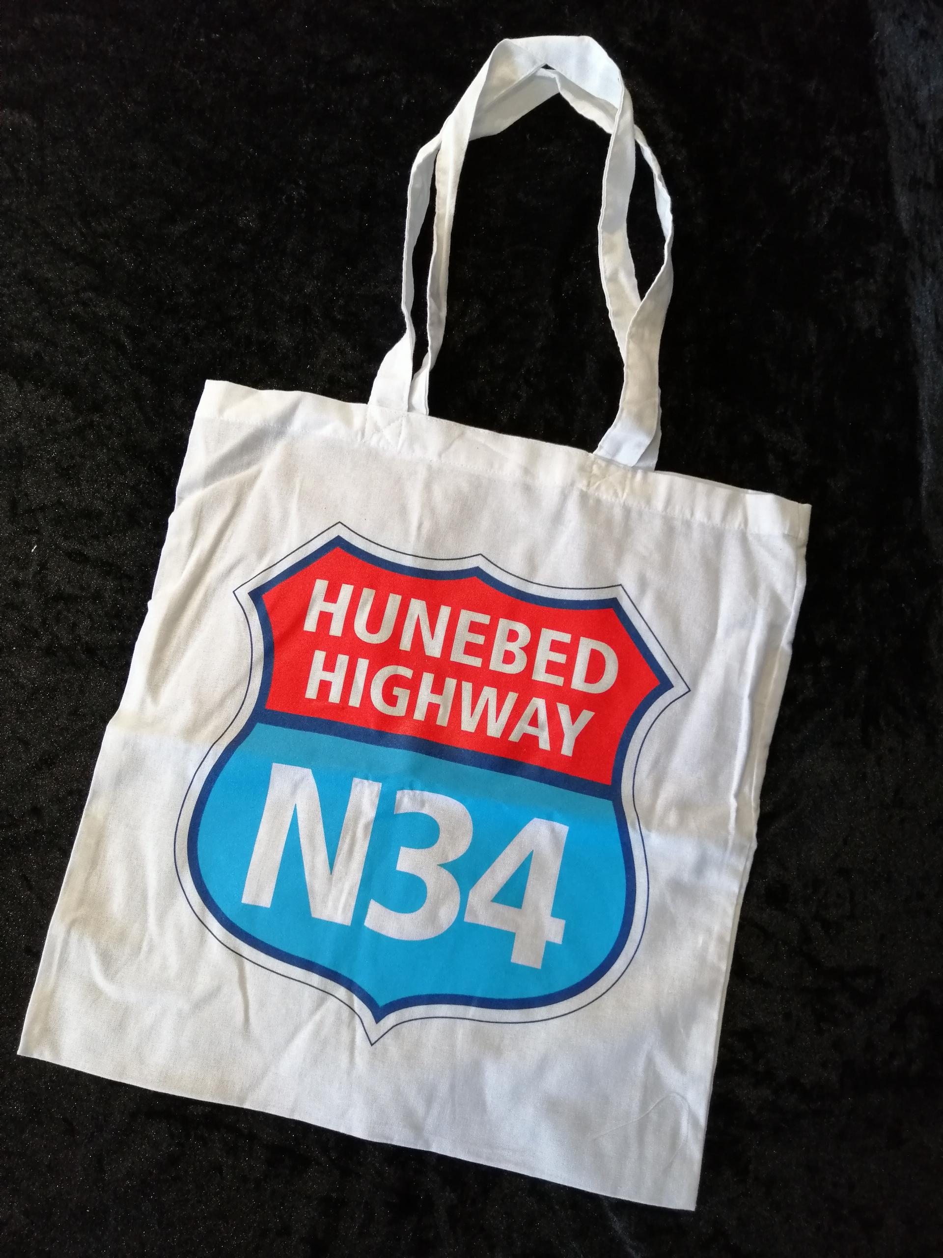 Hunebed Highway draagtas